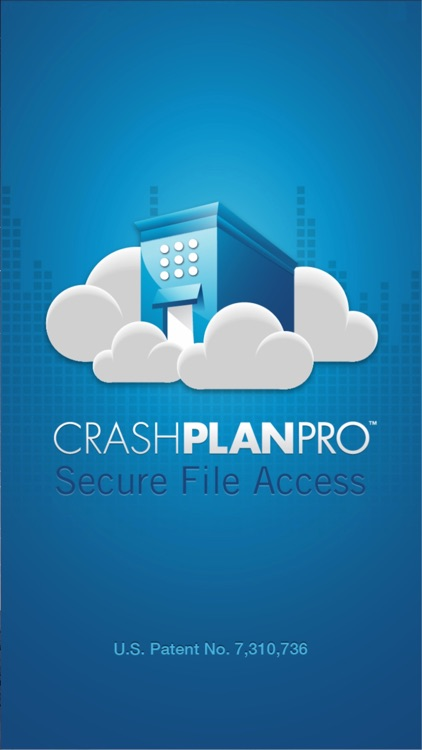CrashPlan PRO screenshot-0
