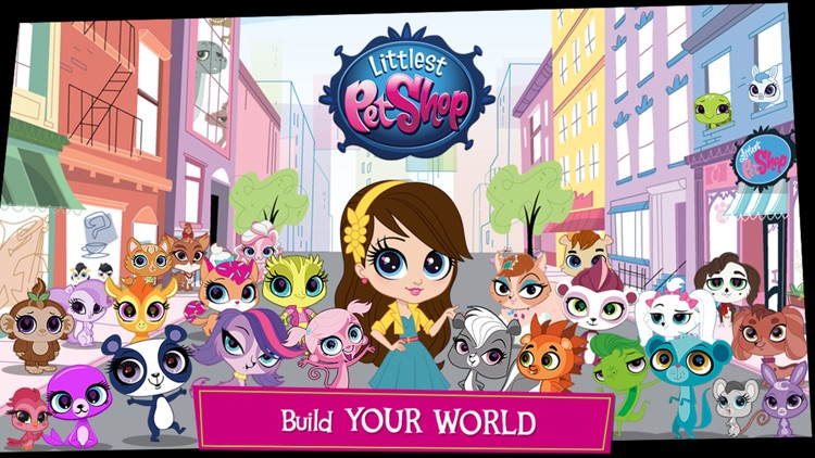 Littlest Pet Shop Your World
