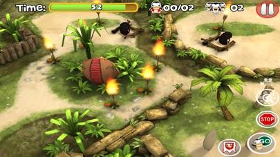 Screenshot #3 pour Yetisports Penguin X Run*