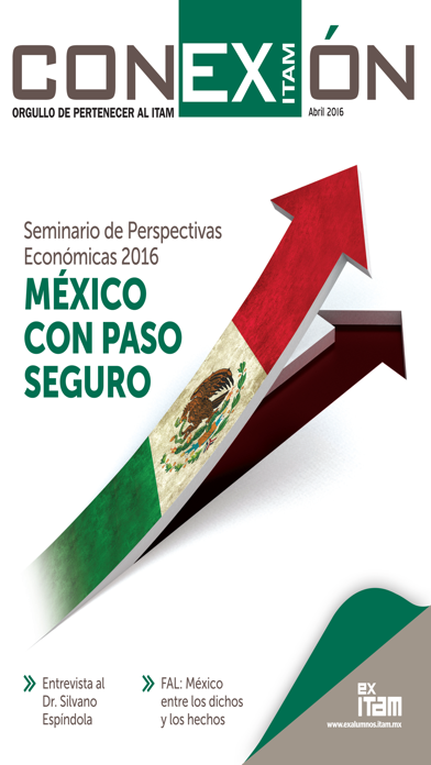 点击获取Revista Conexión ITAM