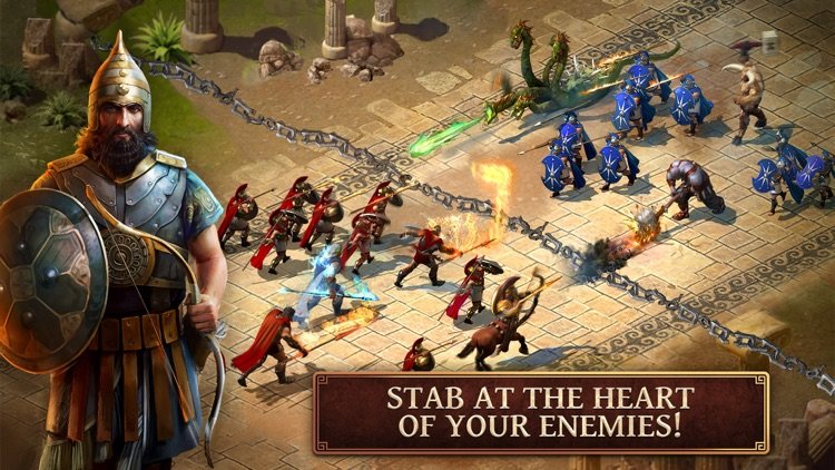Age of Sparta screenshot-1