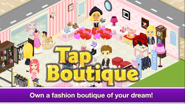 Tap Boutique - Girl Shopping