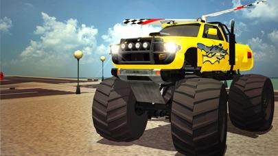 Flying Truck Pilot Driving 3D screenshot four