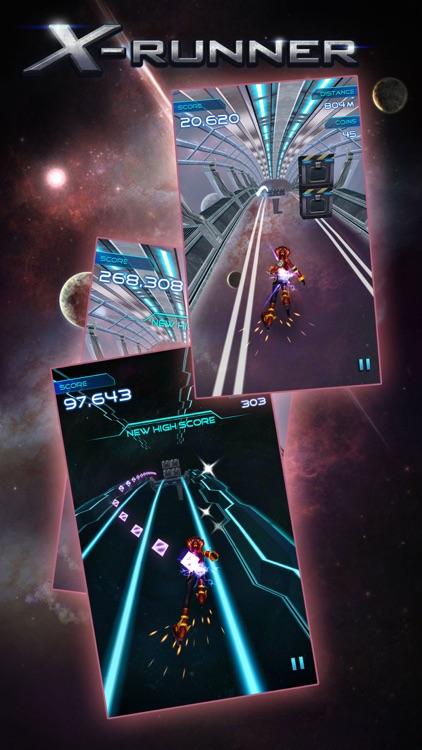X-Runner screenshot-3