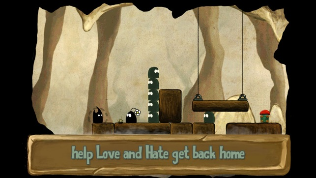 About Love, Hate and the other ones Screenshot