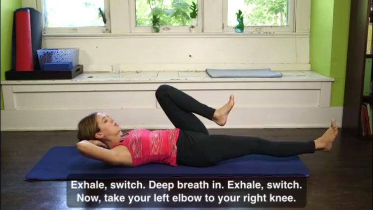 Yoga Weight Loss Workouts screenshot-3