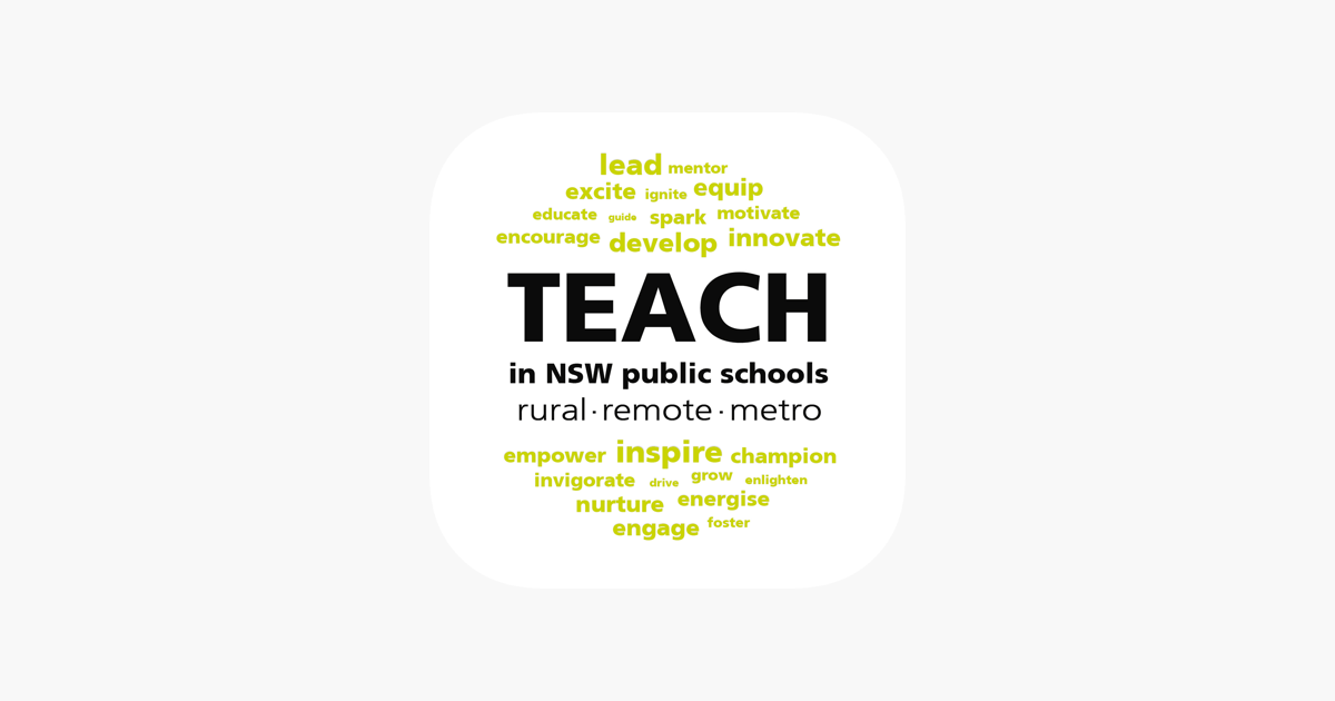 teach NSW JobFeed Mobile on the App Store