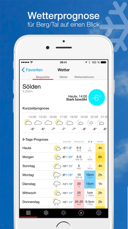 bergfex/Ski PRO screenshot-4