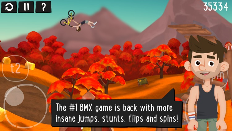 Pumped BMX 2 screenshot-0