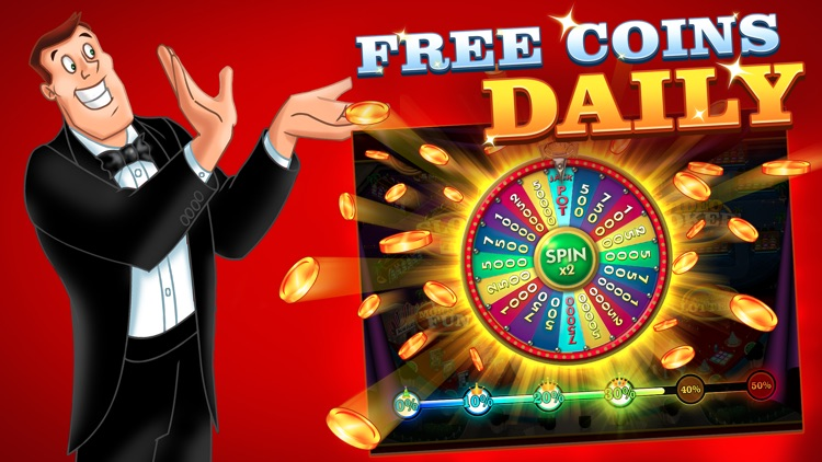 Magmic Casino King - Vegas Slots & Video Poker screenshot-3