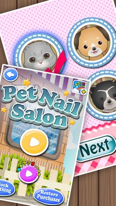 ペットネイルサロン - 子供向けゲームのおすすめ画像2