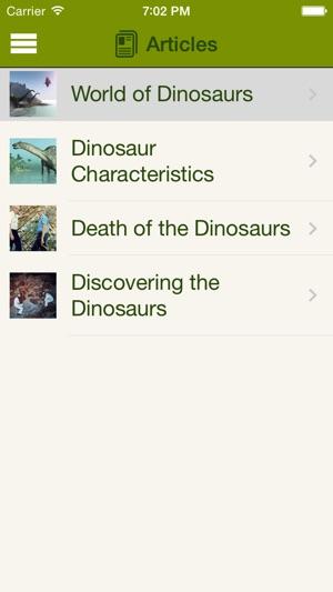 Britannica Kids: Dinosaurs on the App Store