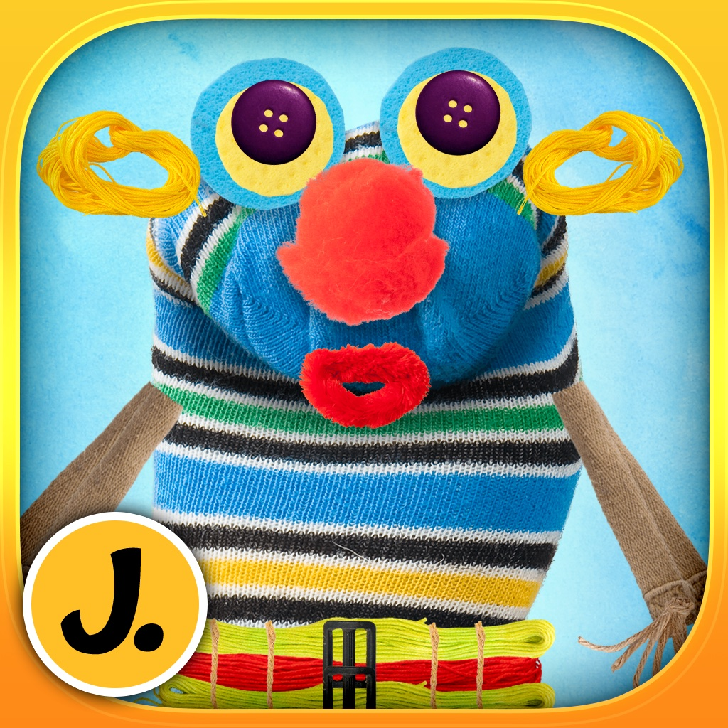 Puppet Workshop - Creativity App for Kids - Free