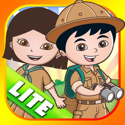 Treasure Dash Math Lite: Fun Multiplication Games for Kids