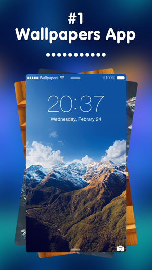 Wallpapers HD Themes For IPhone And IPad