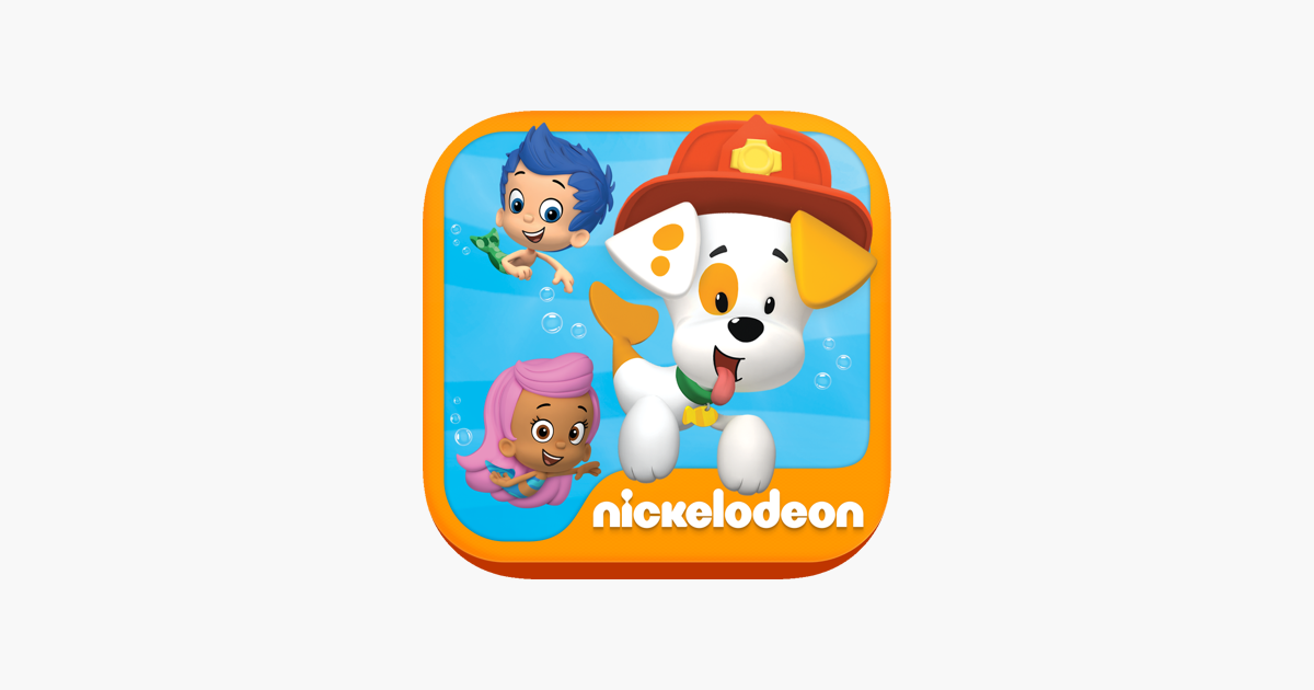 ღ Bubble Guppies - Bubble Puppy Play & Learn (Education ...