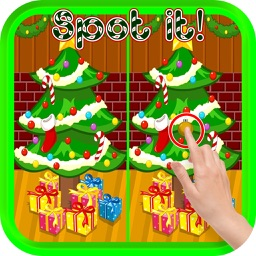 Christmas find the differences free games