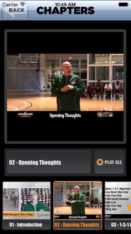 Scoring Against Zones - With Coach Mitch Buonaguro - Full Court Basketball Training Instruction