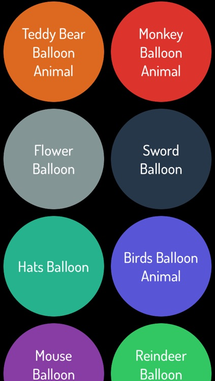 Making Animal From Balloon screenshot-3