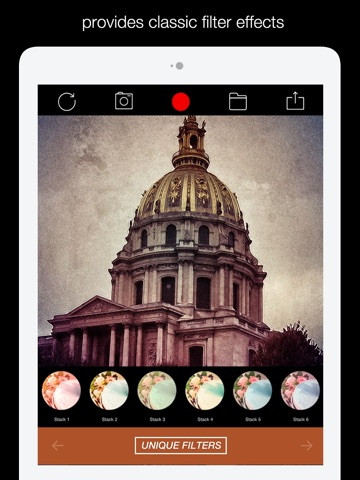 Quick FX Photo 360 - camera effects & filters plus photo editor Скриншоты7