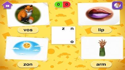 Spelletjes om kleuters te leren lezen screenshot three