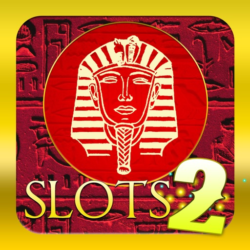 Slots Pharaoh Gold 2 - Magic Fun Casino icon