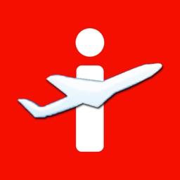 Swiss Airport - iPlane Flight Information