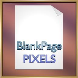 BlankPage - PIXELS