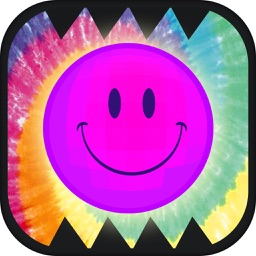 A Peace, Love and Happiness Bounce - Survival Fall Madness FREE