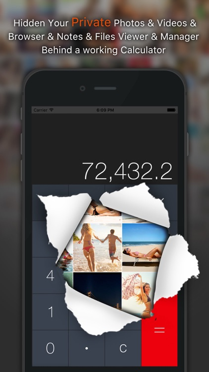Fake Calculator Multimedia Files Manager Vault - Secret Photos And Private Videos