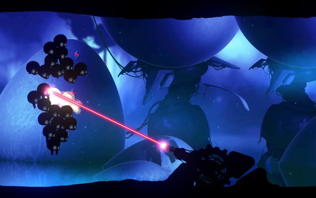 BADLAND: Game of the Year Edition Screenshot