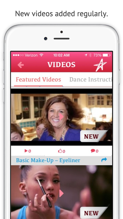 Abby Lee Dance Secrets screenshot-4