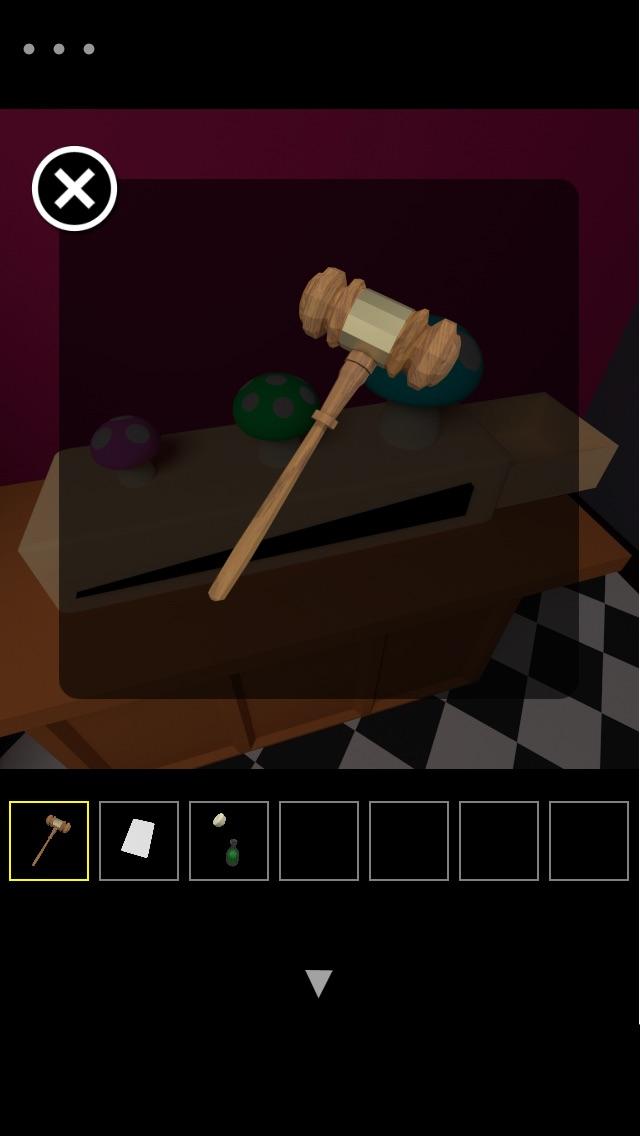 脱出ゲーム Wonderland紹介画像5