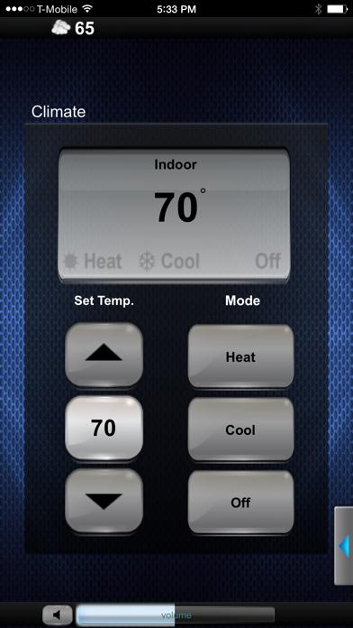 Crestron Mobile screenshot two