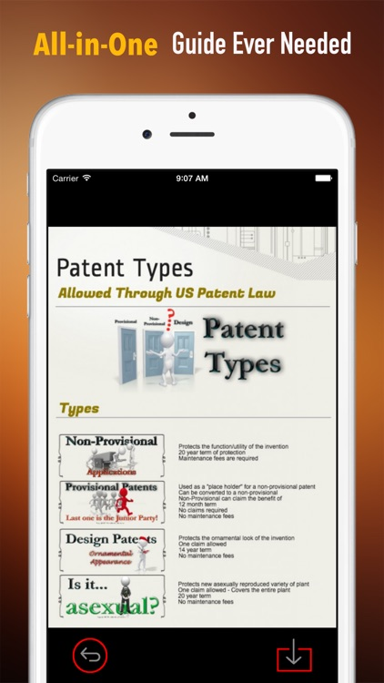 Patent Bar Exam Prep Reference: Glossary Flashcards with Video Guide