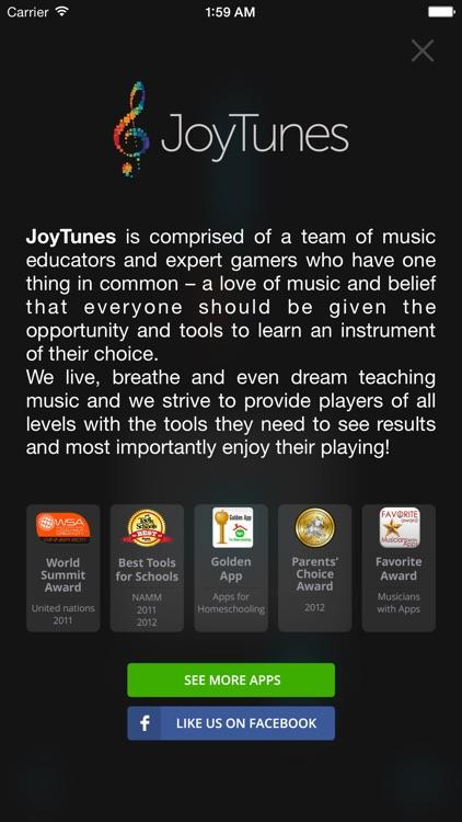 JoyTunes Metronome screenshot-3