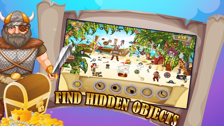 ' A Recondite Treasures of Mystery Island – Vale Thought Hidden Objects Games