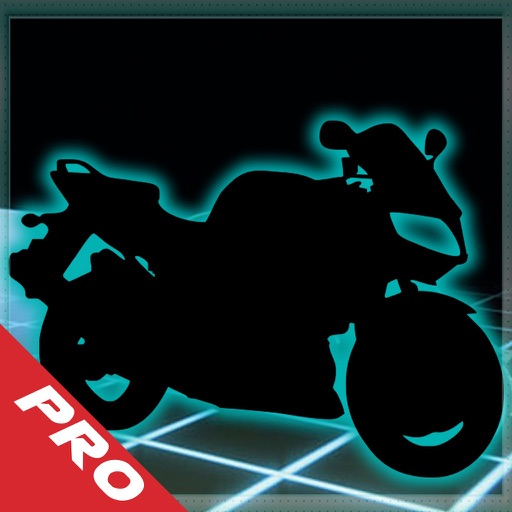 Motorcycle Futuristic Neon PRO : Career End Xtreme