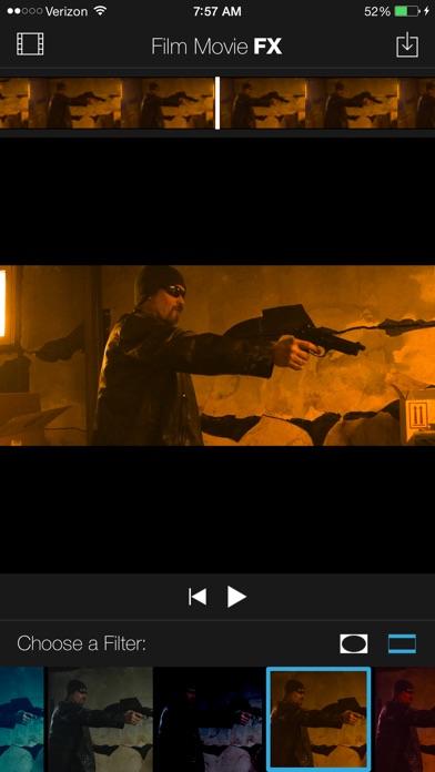 Screenshot #6 for Film Movie FX