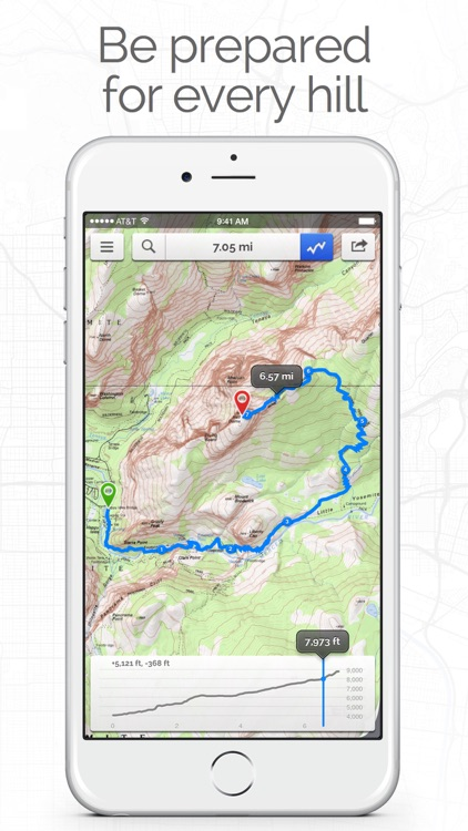 Footpath Route Planner - Running / Cycling / Hiking Maps screenshot-3