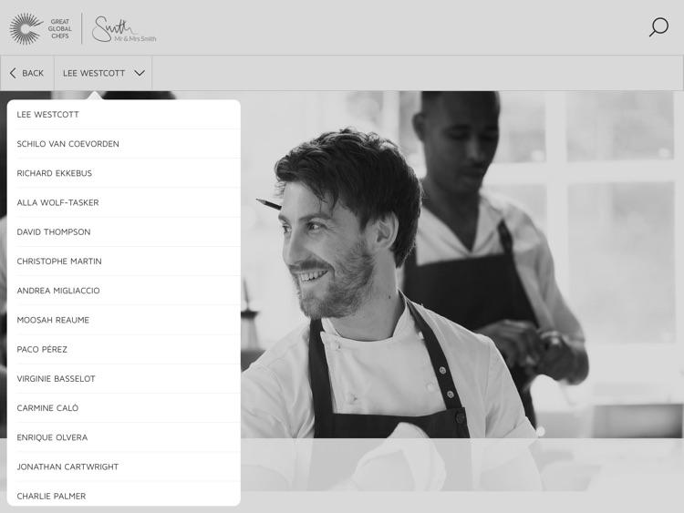 Great Global Chefs - Recipes screenshot-3