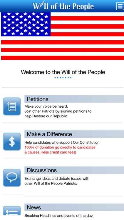 Will of the People Pro