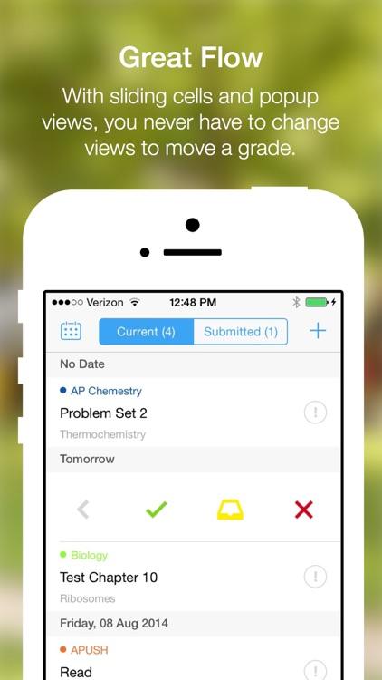 Grade Tracker screenshot-3