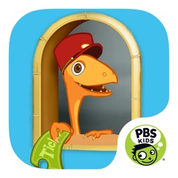 Dinosaur Train Classic in the Jurassic, Jr.!