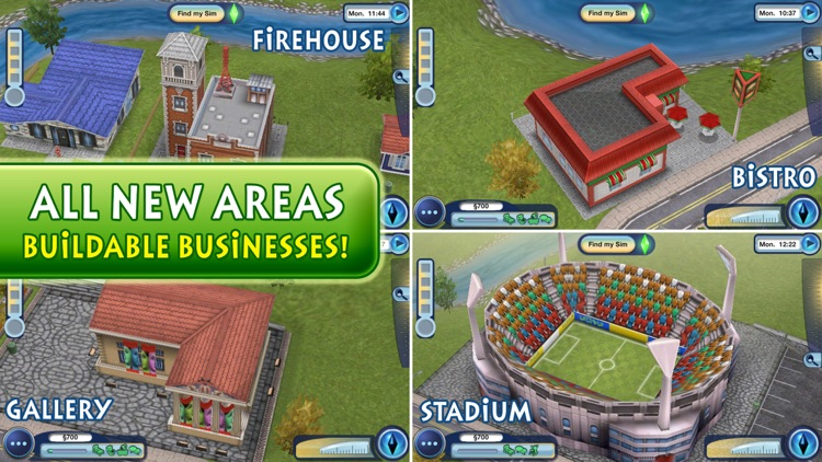 The Sims 3 Ambitions screenshot-3