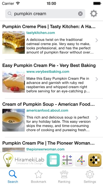 RecipeMORE - Recipe Search App