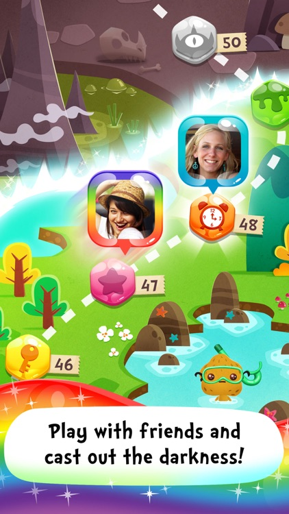 Rainbow Rumble screenshot-3