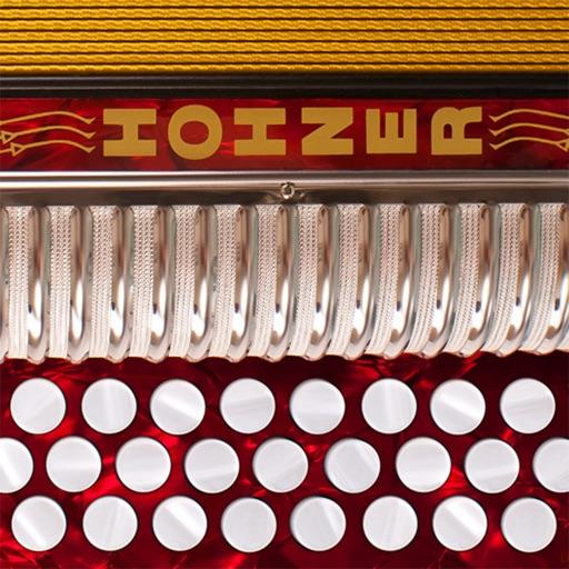 Hohner SqueezeBox Pro - Three-Row Diatonic Accordion