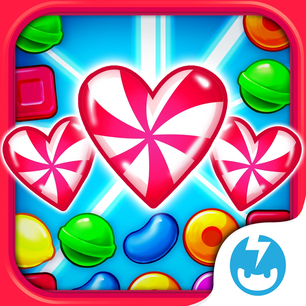 Candy Blast Mania Valentines