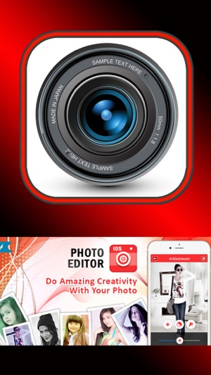 Photo Editor Pro - Top Camera Effects, Stickers & Filters ! Screenshot